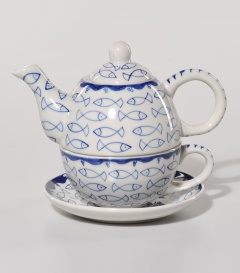 TEA for ONE Set Fischerl H 16cm