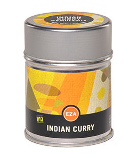 INDIAN CURRY 50g kbA Gewürzmischung in der Dose