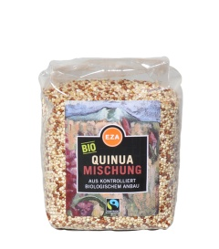 QUINUA MISCHUNG 250g FT kbA 67% weiße, 33% rote Quinua